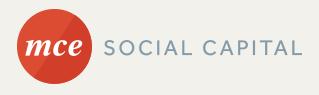 mce SOCIAL CAPITAL